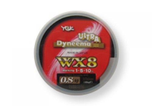Ultra Dyneema WX - 8 #0.8 - 6 kgf (150…